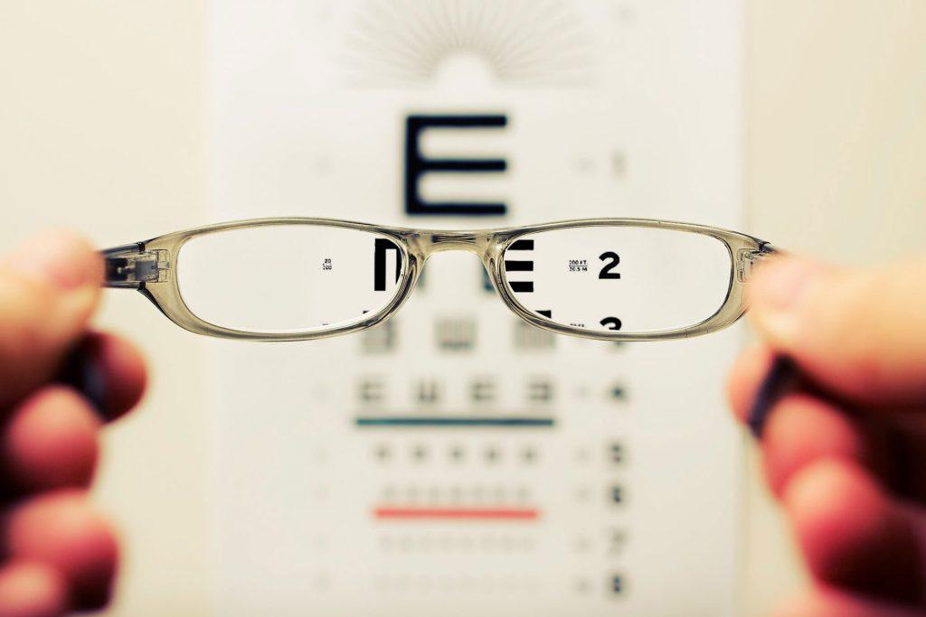 optometrist eye test singapore